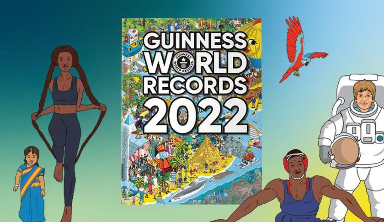 Guinness Records World 2022
