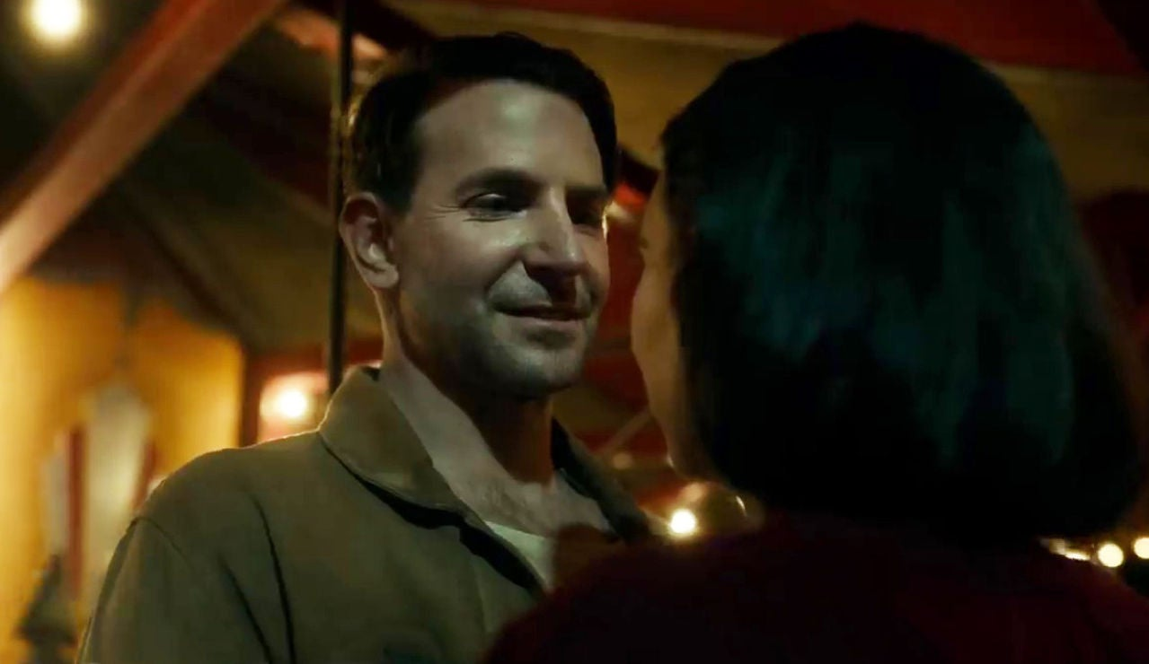 Bradley Cooper en 'Nightmare Alley'