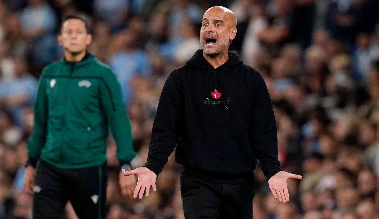 """Guardiola, sobre la polémica con los aficionados del City: """"Si me convierto en un problema me iré"""""""