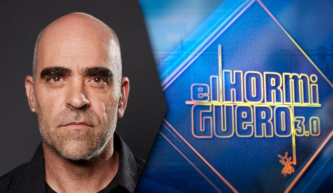 El lunes, Luis Tosar nos presenta su nueva película en 'El Hormiguero 3.0'