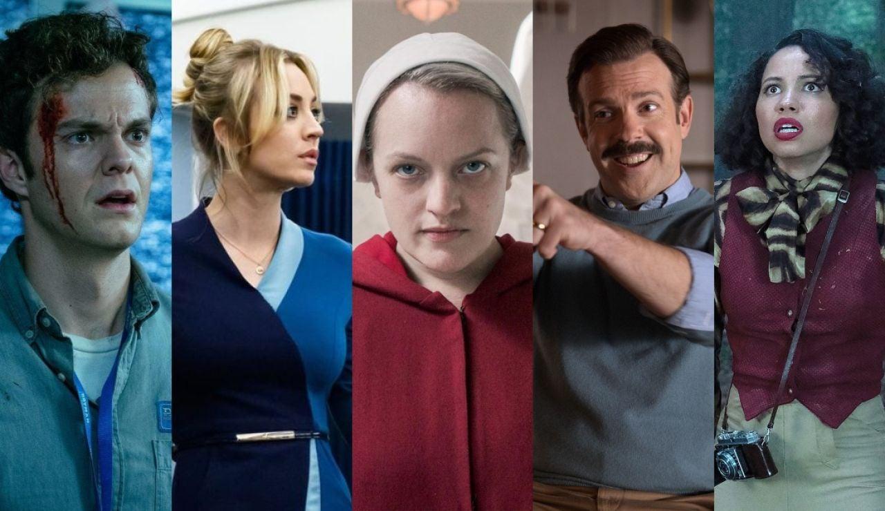 Series nominadas a los Emmy 2021