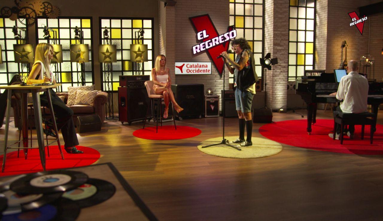 Nora revoluciona 'El Regreso' con 'Dancing with my own'