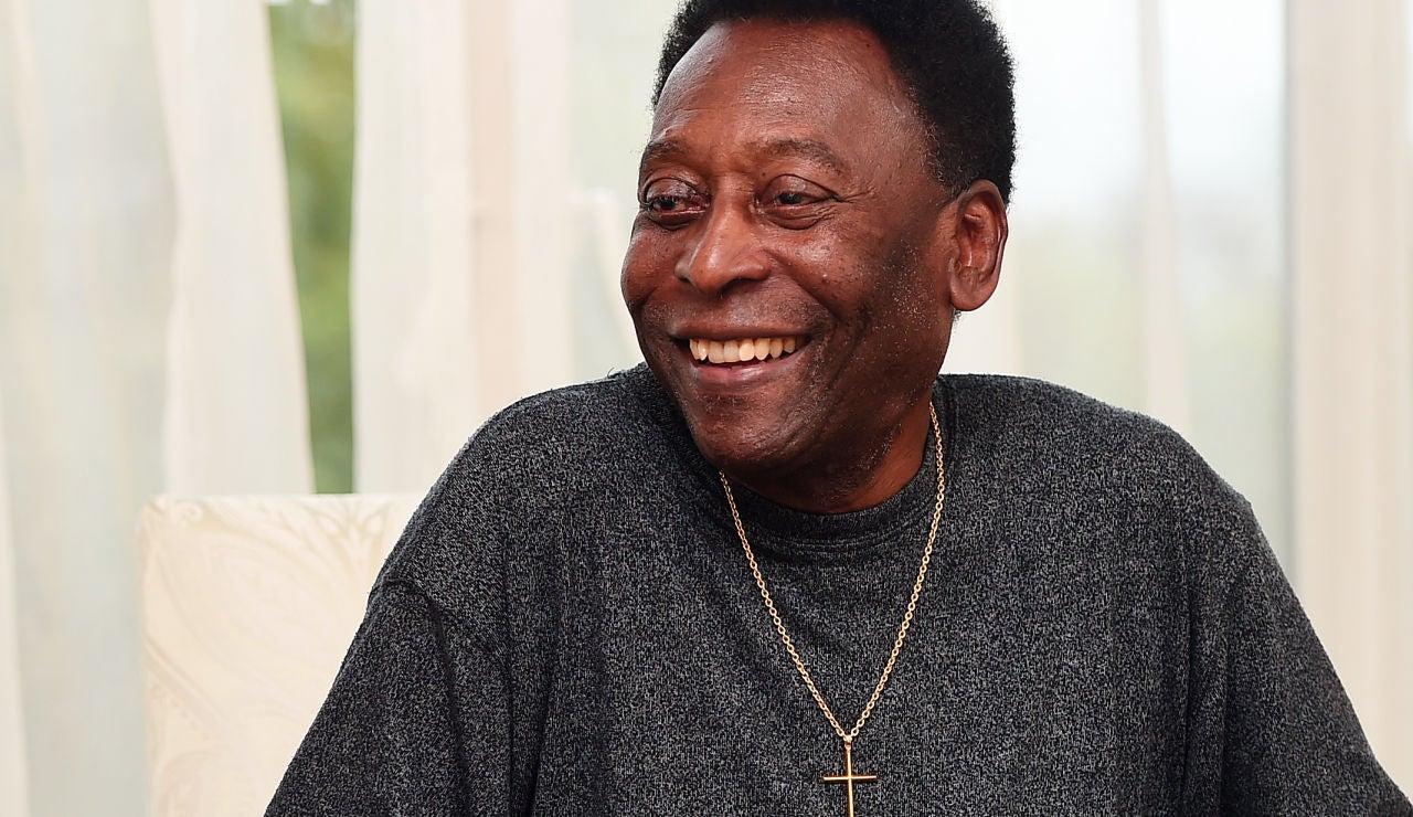 Pelé vuelve a ser ingresado en la UCI