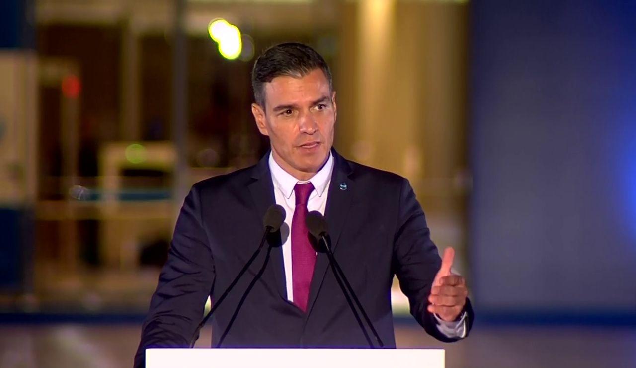 """Pedro Sánchez, sobre el precio de la luz: """"Es un problema europeo y hay que encontrar soluciones a nivel europeo"""""""