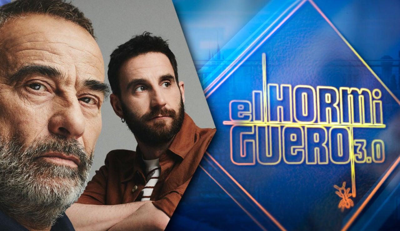 El martes, Eduard Fernández y Dani Rovira nos presentan 'Mediterráneo'