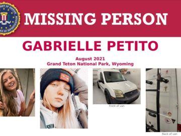 La policía busca a la joven Gabby Petito