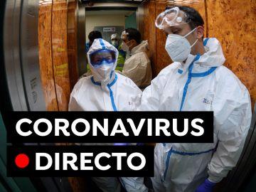 COVID-19 hoy: Tercera dosis de la vacuna covid, la variante Mu del coronavirus y restricciones, en directo