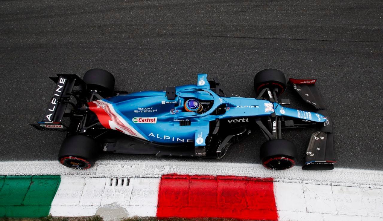 Fernando Alonso lidera el ranking de los pilotos que menos dinero le cuesta a su equipo en reparaciones