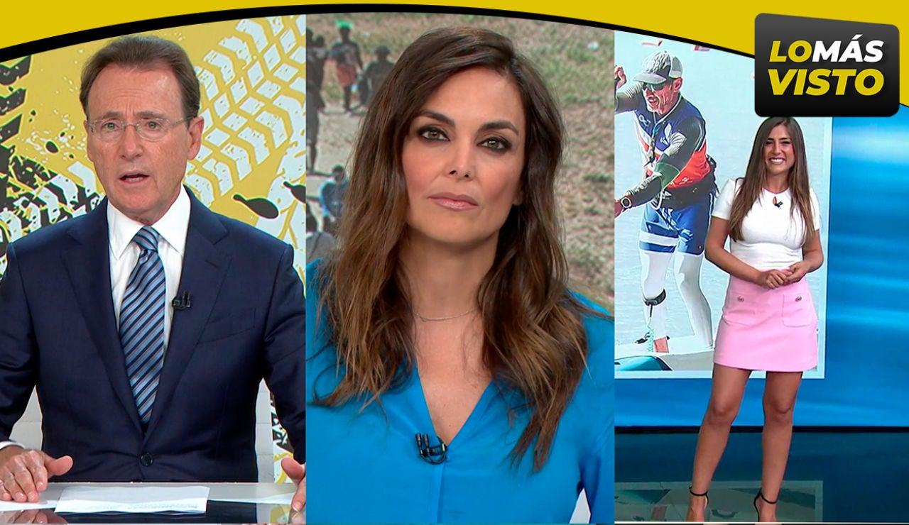 Antena 3 logra lo más visto del sábado con Antena 3 Noticias y Antena 3 Deportes
