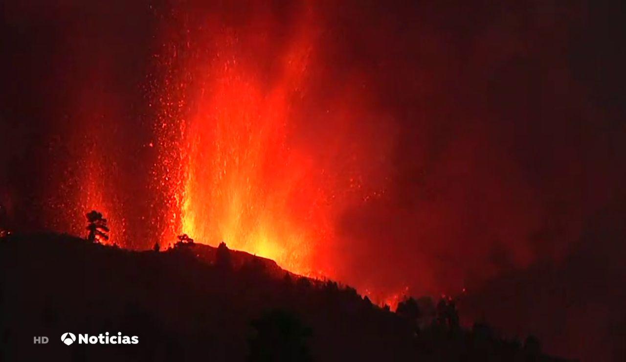 Cuánto tiempo puede durar una erupción como la del volcán de La Palma
