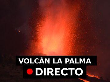 Volcán La Palma: Erupción de hoy en Cumbre Vieja, en directo