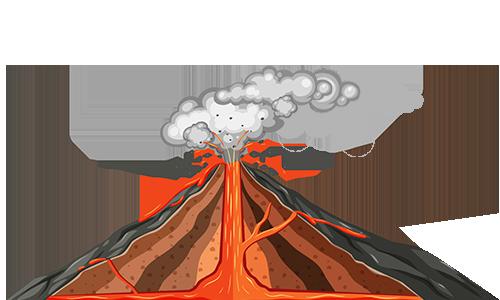 Fondo Volcán La Palma
