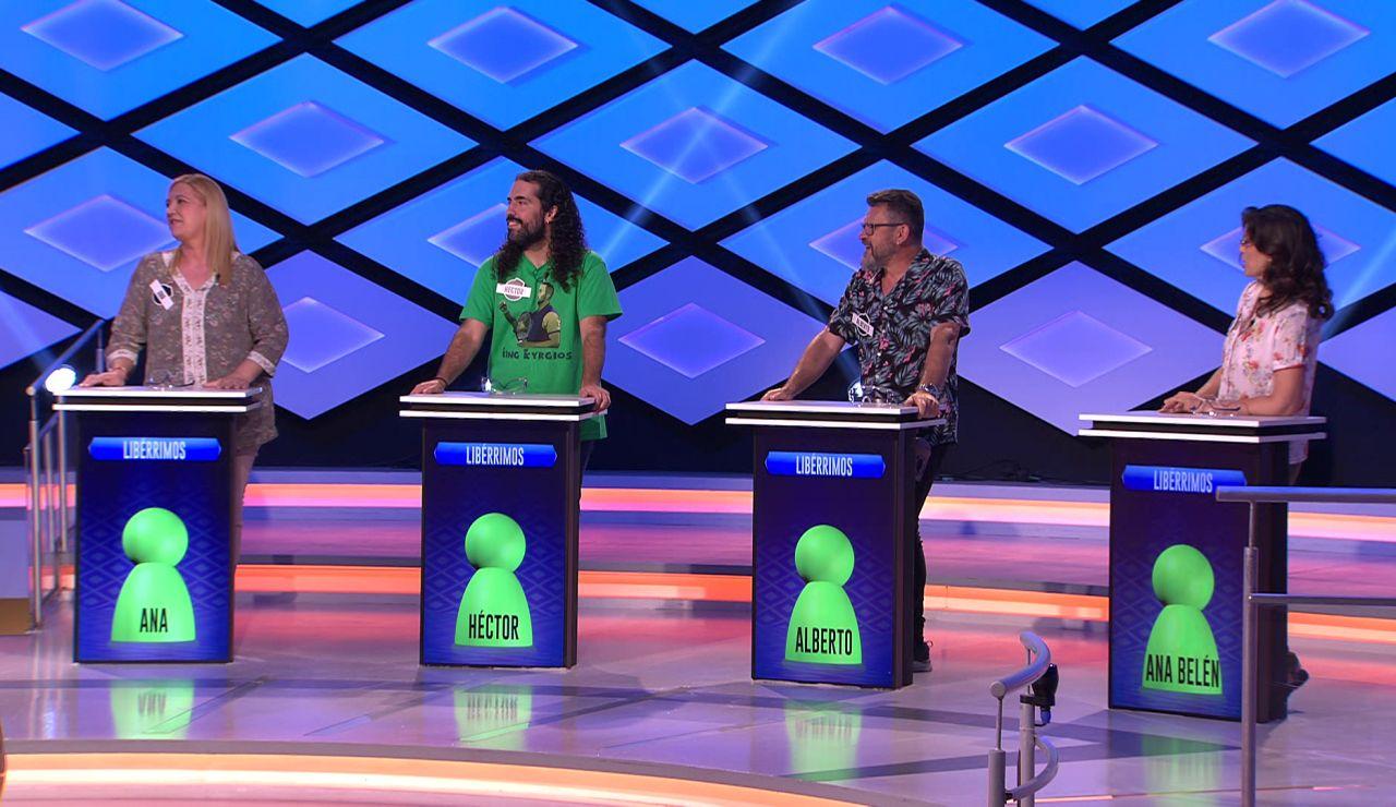 """Juanra Bonet bromea con los 'Libérrimos' sobre la última fase final: """"Estamos cada vez con más ganas"""""""