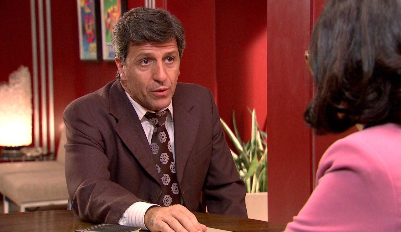 Ismael se gana la confianza de Manolita, ¿conseguirá trabajo en Garlo?
