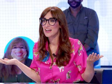 """La inesperada coincidencia entre Adriana Abenia y Ana Morgade en 'Pasapalabra': """"¿Qué ha pasado?"""""""