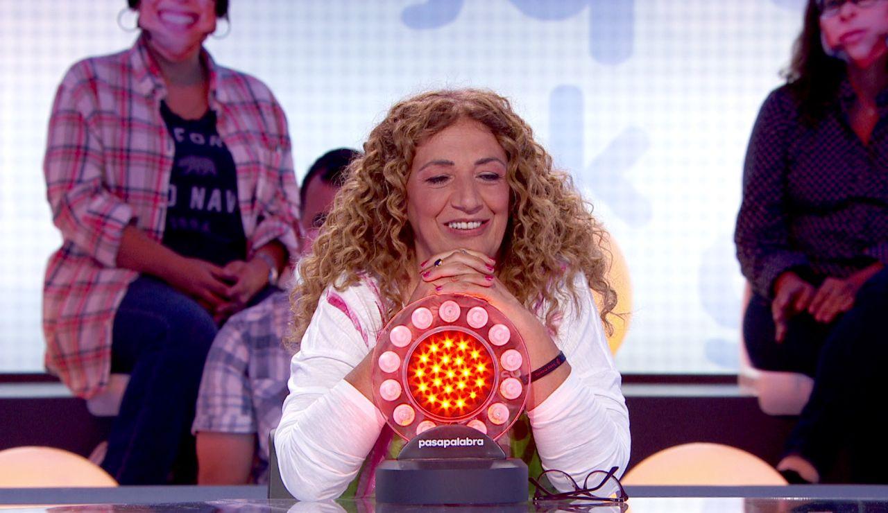 ¿Magia? Sofía recibe una ayuda extra para acertar con su canción en 'La Pista' de 'Pasapalabra'