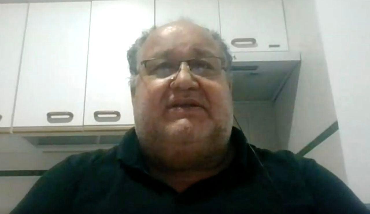 Nemesio Pérez, coordinador científico de Involcan
