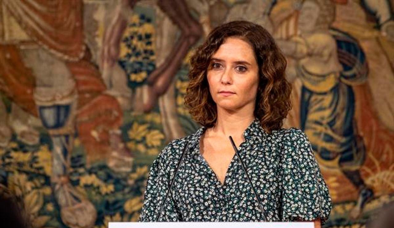 """Isabel Díaz Ayuso: """"El aborto tiene que ser algo que sea legal, seguro, pero que sea poco frecuente"""""""