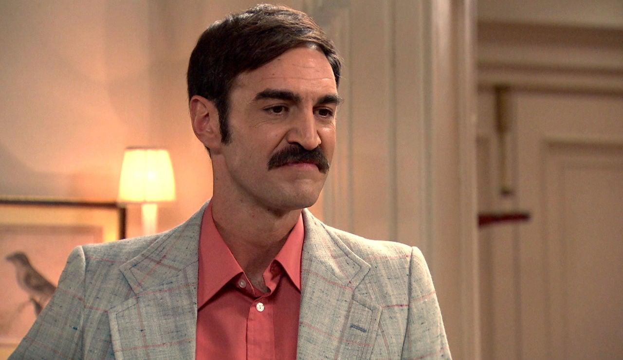 Empieza la batalla en Garlo: Raúl tendrá que dirigir la empresa con Fran, su primo y gran rival