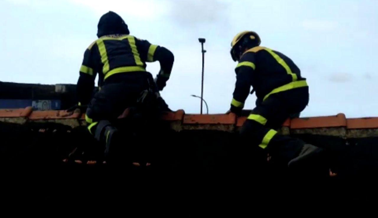 Limpiar tejados La Palma