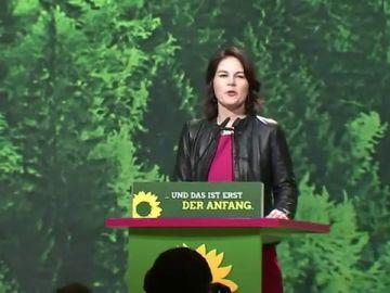 Annalena Baerbock, la candidata de los Verdes a la Cancillería alemana en las elecciones
