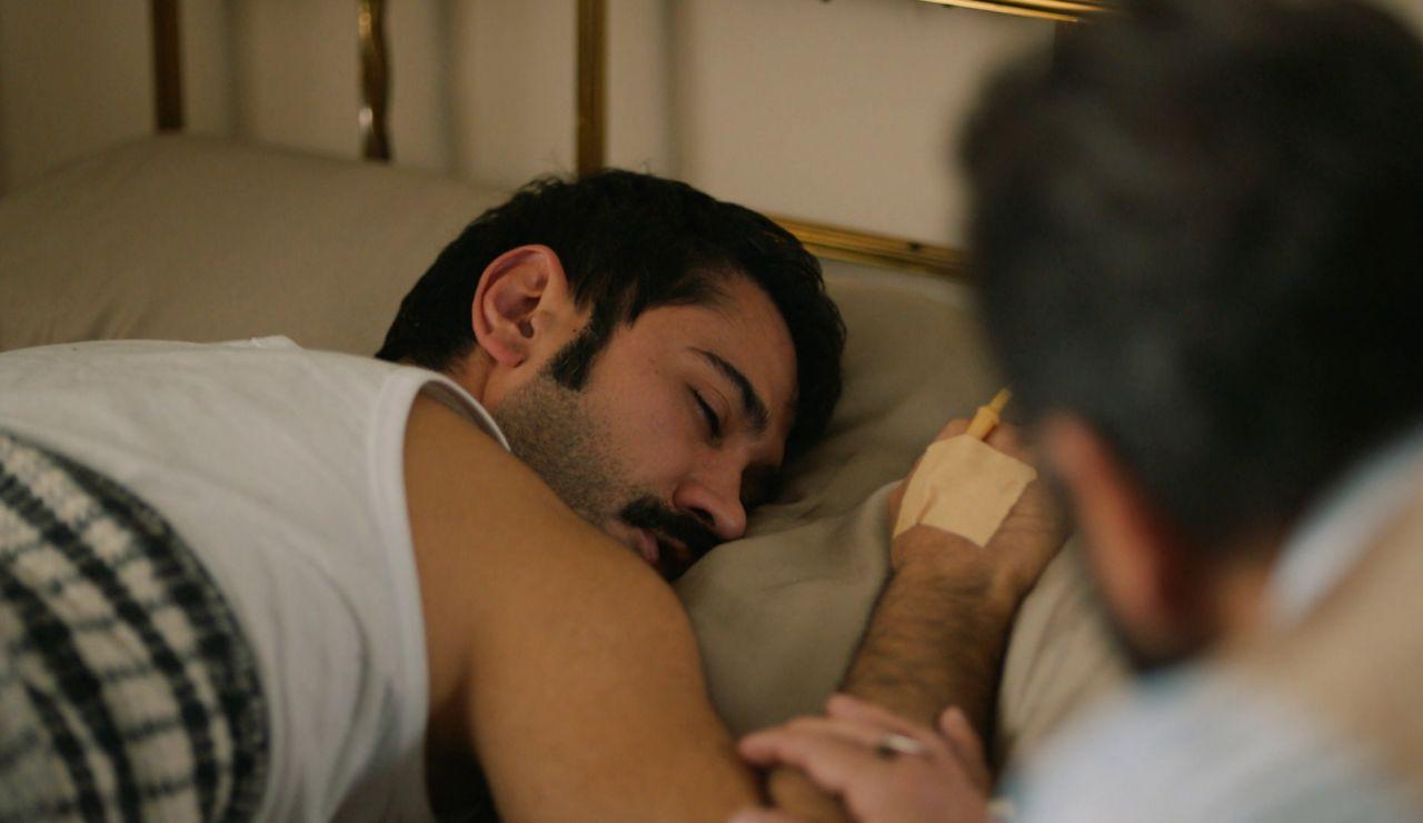 """Yilmaz se despierta por unos segundos: """"No le cuentes a nadie lo que pasó"""""""