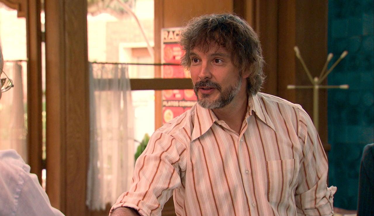 Guillermo sorprende en 'El Asturiano', dispuesto a reconciliarse con su pasado