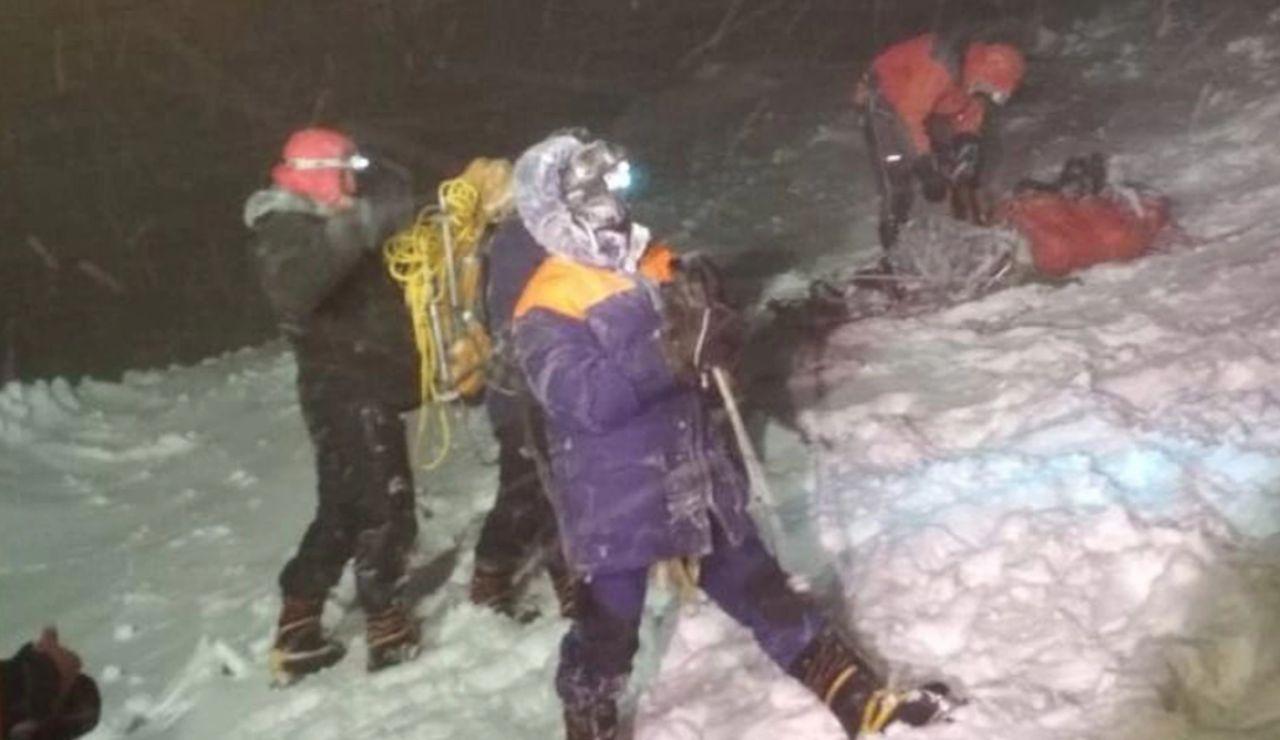 Mueren cinco alpinistas rusos tras quedar atrapados en el Monte Elbrus