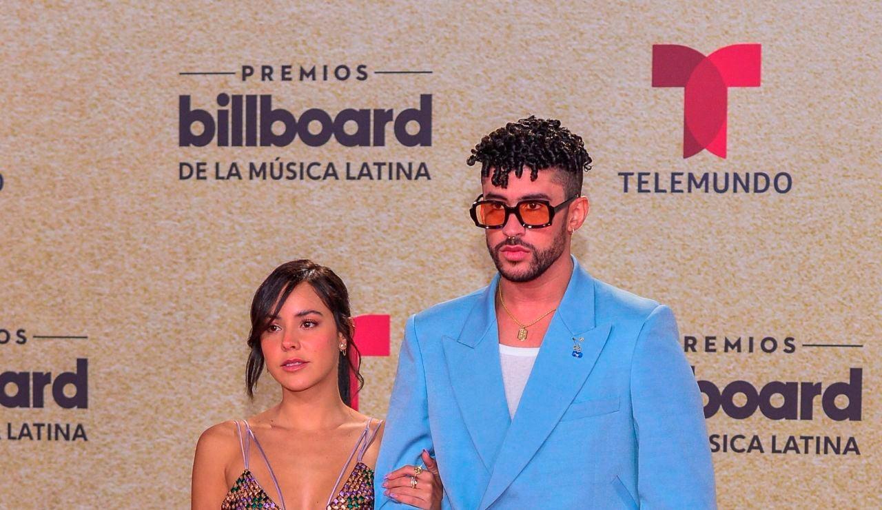 Bad Bunny triunfa en los premios Billboard 2021 con 10 galardones