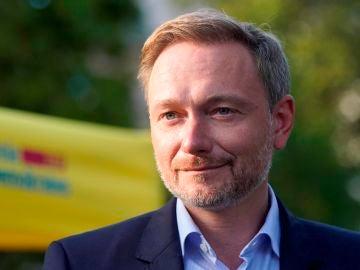 Christian Lindner, el candidato liberal que pretende ser clave el gobierno tras las elecciones en Alemania