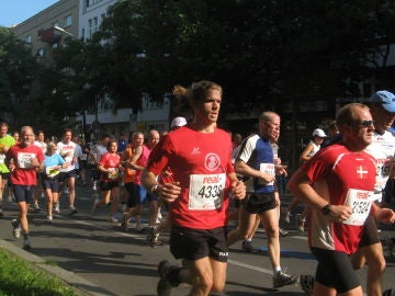 Maratón de Berlín en 2009