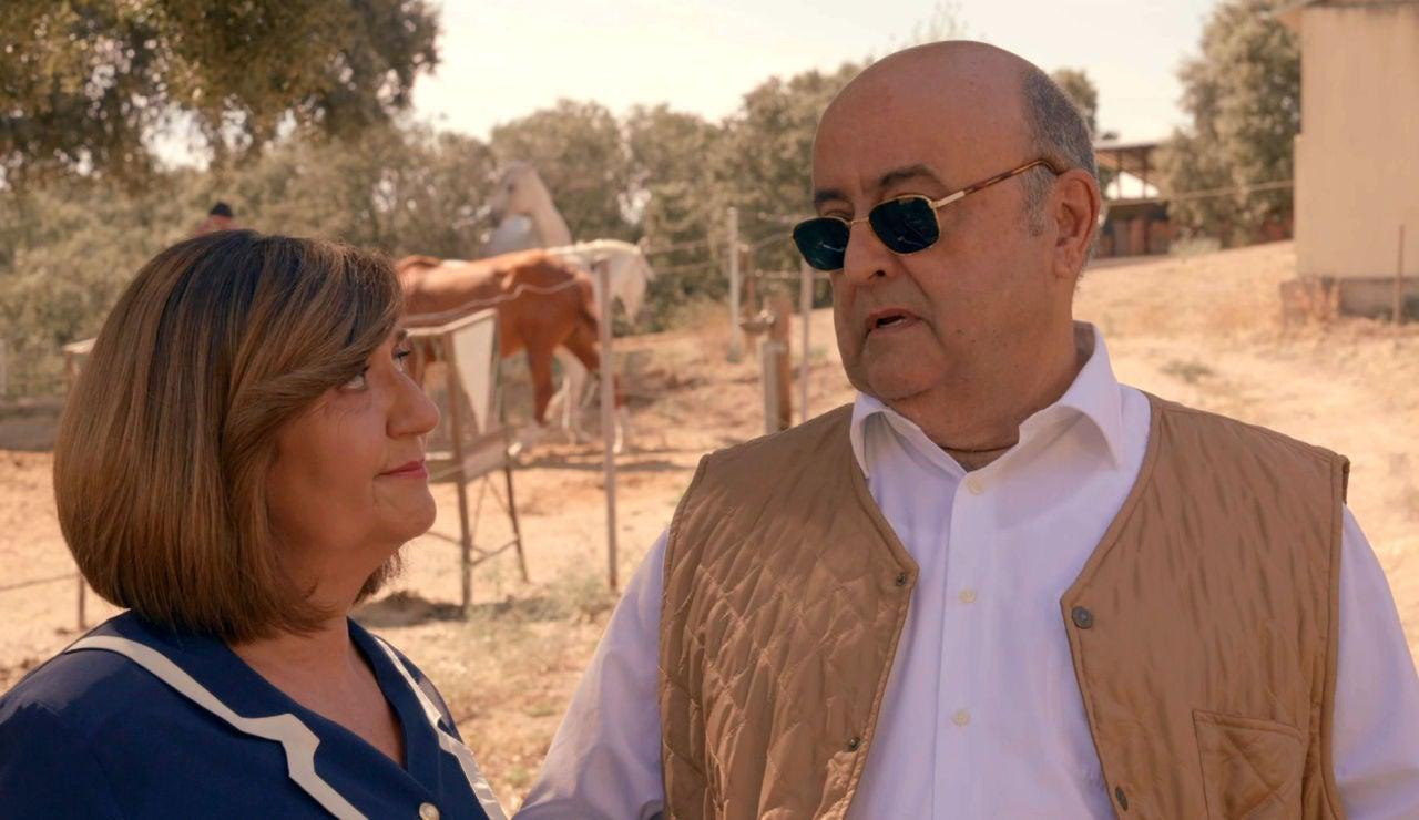 """Carmen, a Germán: """"Me preocupa que la vuelta de Fran te distancie de Raúl"""""""