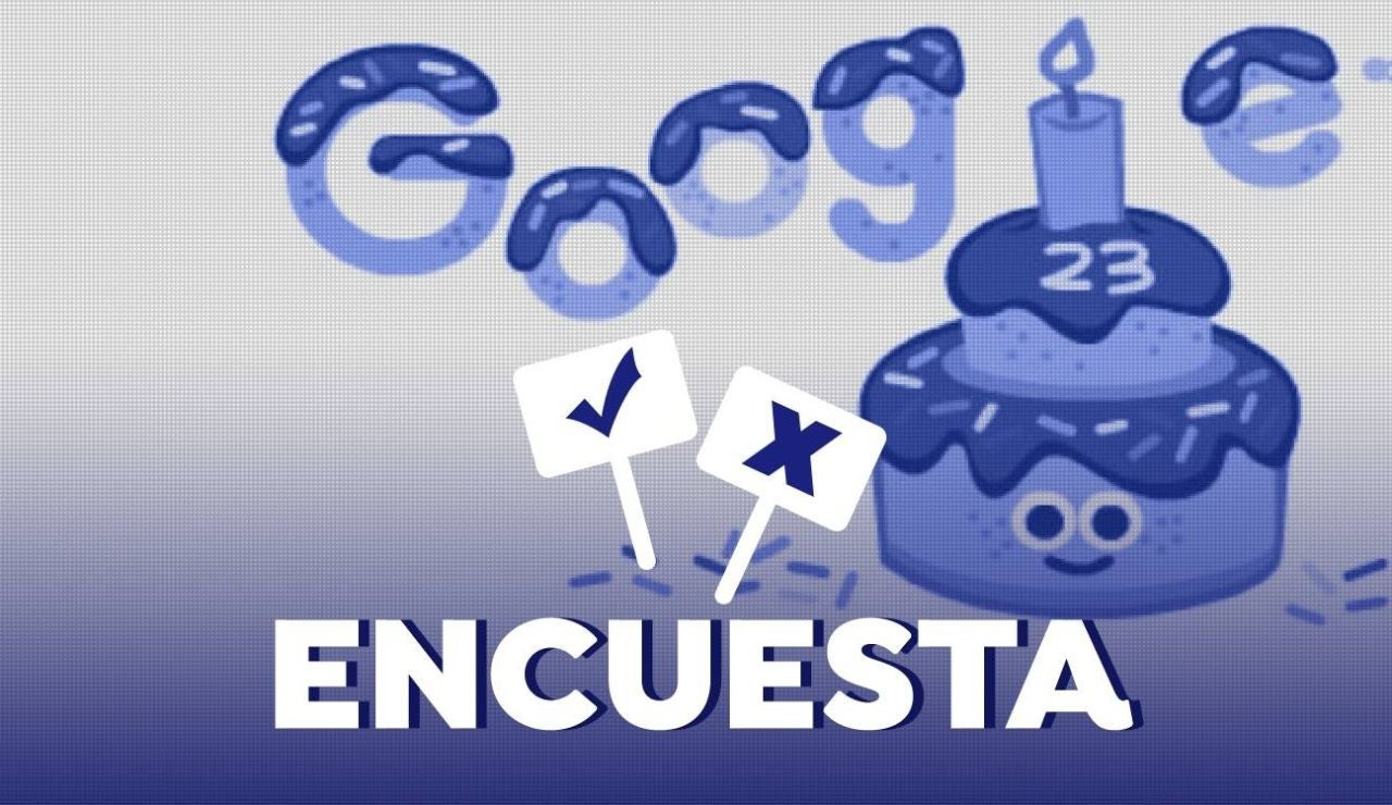 Vota: ¿Sería capaz de vivir sin Google?