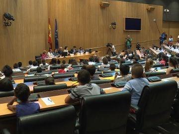 El Gobierno crea el Consejo Estatal de Participación de la Infancia, formado por 34 menores de 8 a 17 años