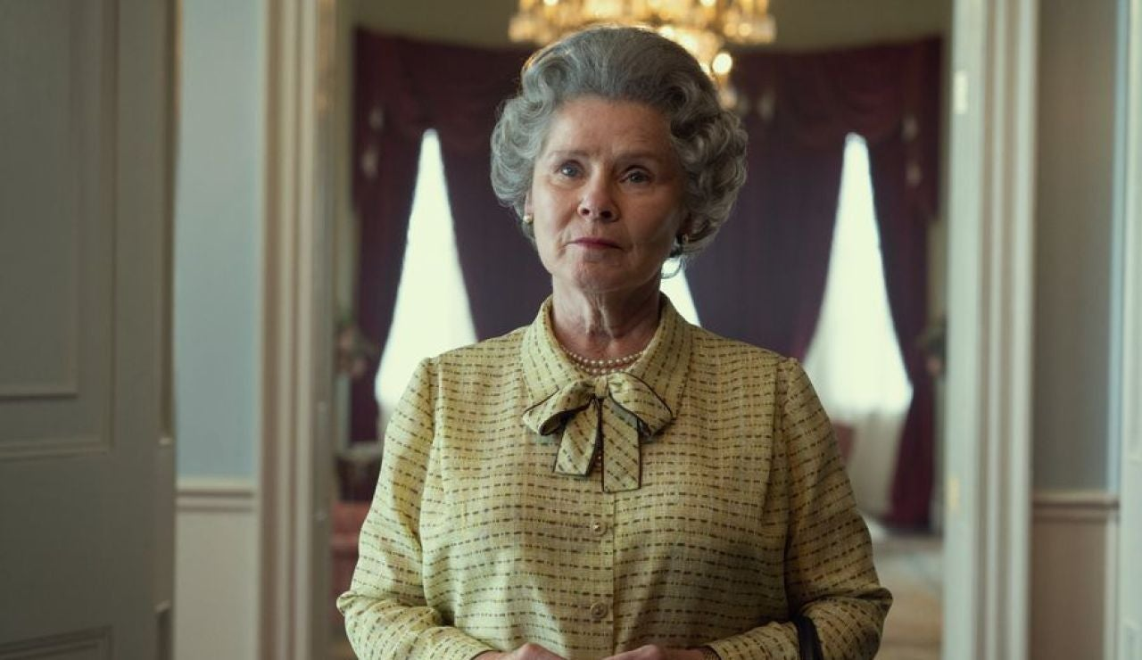 Imelda Staunton en 'The Crown'