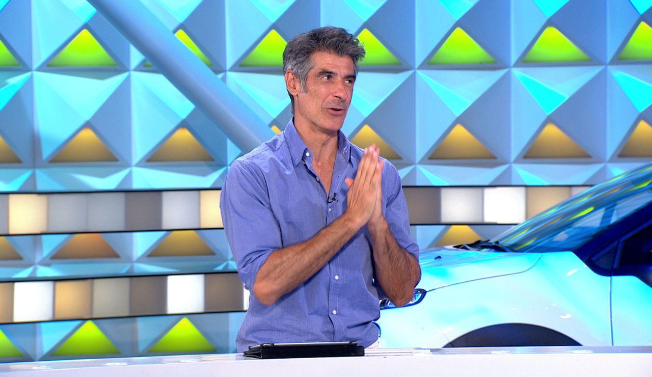 """¡Qué liada! Jorge Fernández se equivoca y casi complica la resolución de un panel: """"Te pido perdón"""""""