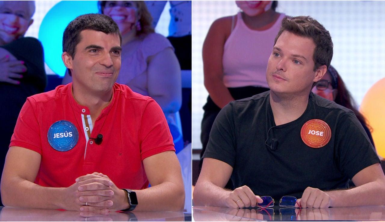 Así son los dos nuevos concursantes de 'Pasapalabra': Jesús Estrada y José Antonio Valdés