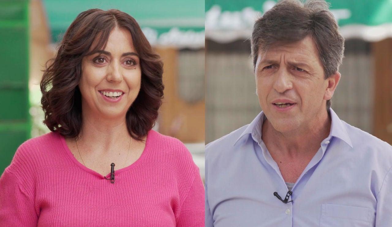 """Carmen Ruiz y David Lorente, protagonistas de una gran historia de amor en 'Amar es para siempre': """"Es como la de 'Los puentes de Madison'"""""""