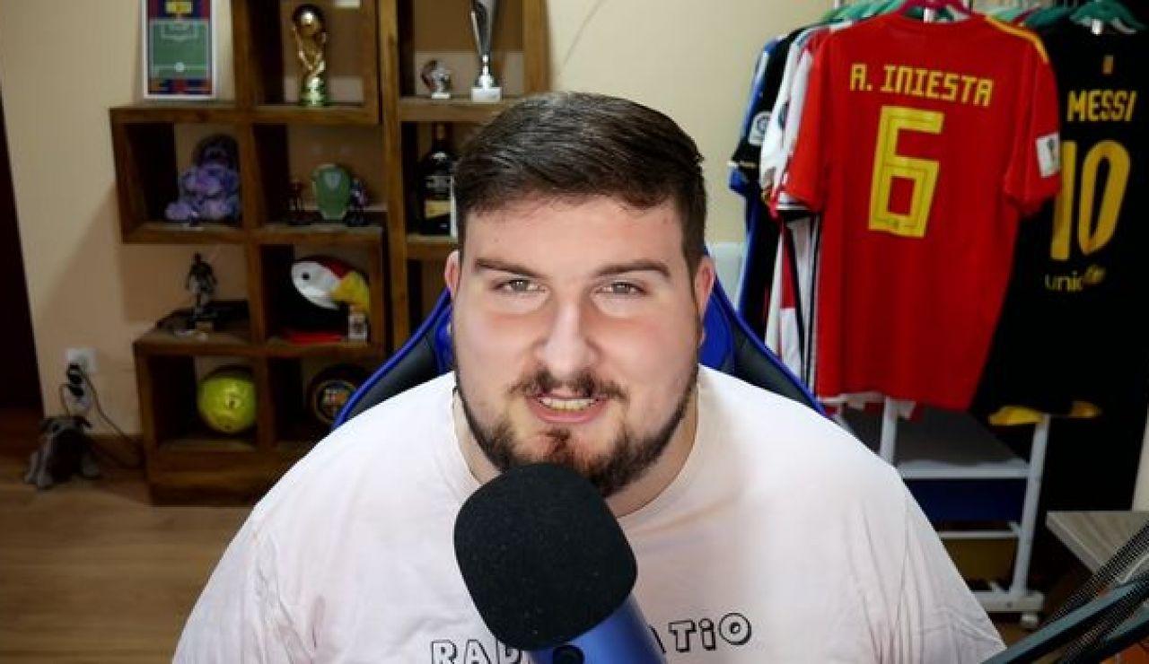 El 'youtuber' José Carrasco