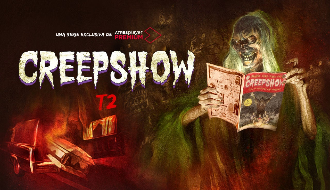 'Creepshow' en ATRESplayer PREMIUM