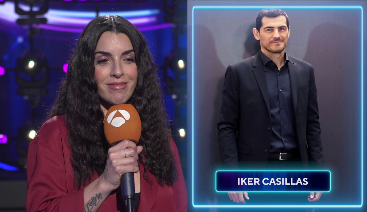 """Ruth Lorenzo se atreve a 'adivinar' si estos famosos cantan bien: """"Iker Casillas es tan guapo que tiene que cantar bien"""""""