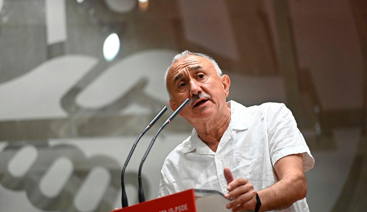"""UGT admite que la subida del salario mínimo en 15 euros es una """"mierda"""""""