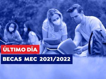Hoy es el último día para solicitar la beca MEC 2021-2022
