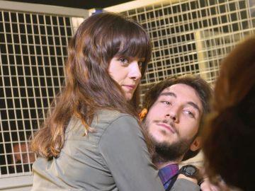 Making of: Así se rodó la escena más romántica de Ika y Rober en 'Los hombres de Paco'