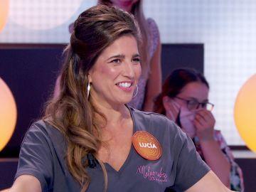 """Lucía Jiménez rememora el récord que tiene en 'Pasapalabra': """"Lo recordaré toda mi vida"""""""