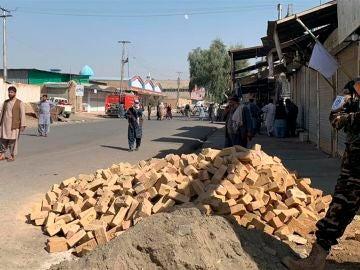 Un nuevo atentado en una mezquita de Afganistán deja al menos 35 muertos y unos 68 heridos