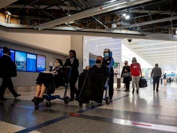 Estados Unidos reabre sus fronteras a los pasajeros vacunados frente a la COVID-19 a partir del 8 de noviembre