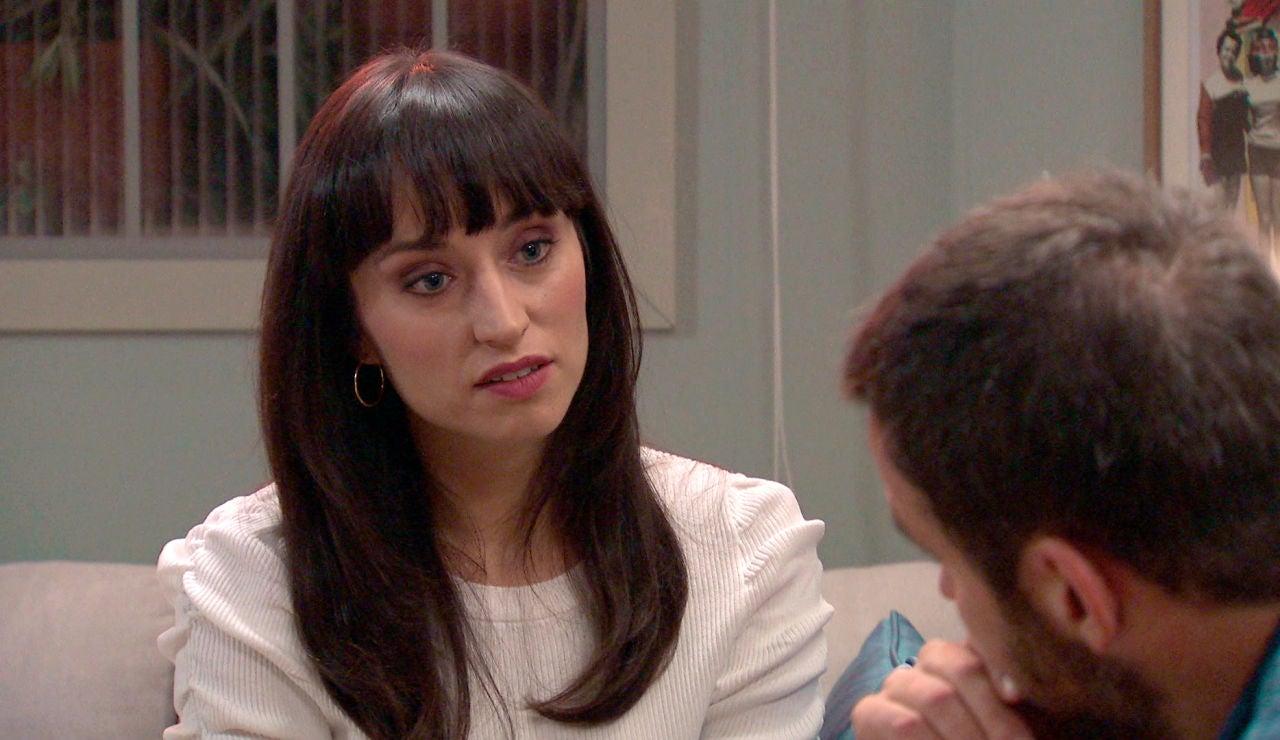 """Paloma sorprende a Fran en su casa: """"Ojalá recuperes la mirada del niño que fuiste"""""""
