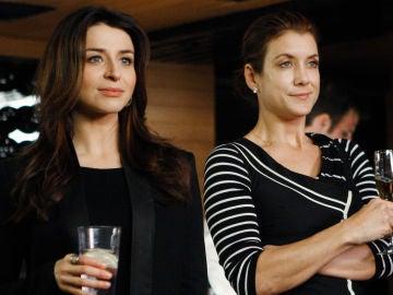 Amelia Shepherd y Addison Montgomery en 'Sin cita previa'