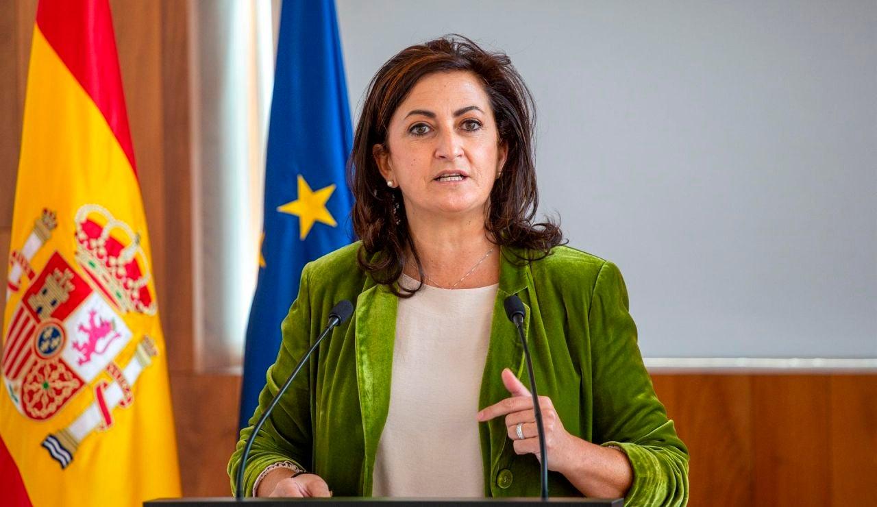 La presidenta de La Rioja, pillada conduciendo por encima del límite de velocidad